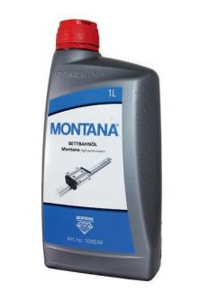 BETTBAHNÖL MONTANA - spaciální olej