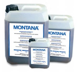 Chladící emulze Montana