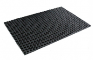 Gumová rohož na podlahu