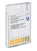 Indikační proužky hodnoty pH ( 100 kusů )