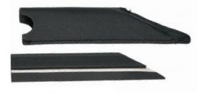 Nožové pravítko s pouzdrem ( 125mm ) Montana