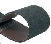 Voskovací - leštící pás MSG ( černý )